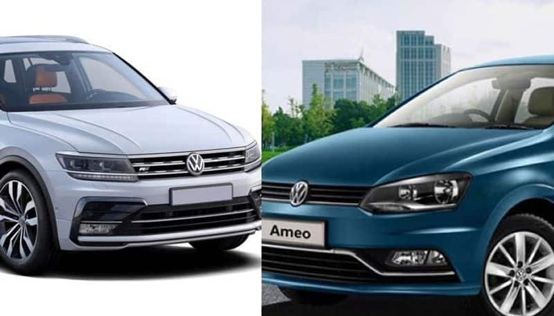 Volkswagen Ameo And Tiguan Discontinued In India