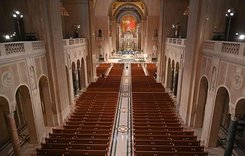 Basilica of the National Shrine of the Immaculate Conception in Washington, DC