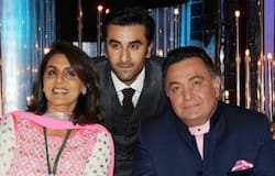 """<p>He was first admitted to a hospital in Delhi where he was attending a family function. At the time, Kapoor had said that he was suffering from an """"infection"""".</p>"""