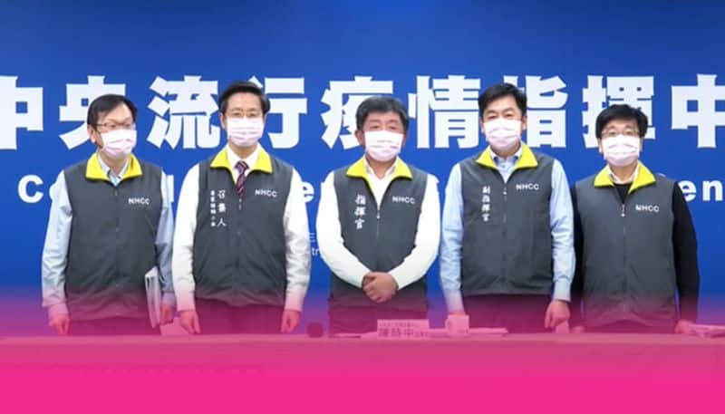Taiwanese children are afraid to wear a pink mask health minister said