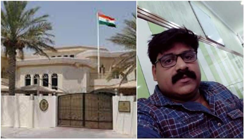 malayali expat's experience about Indian embassy which helped him