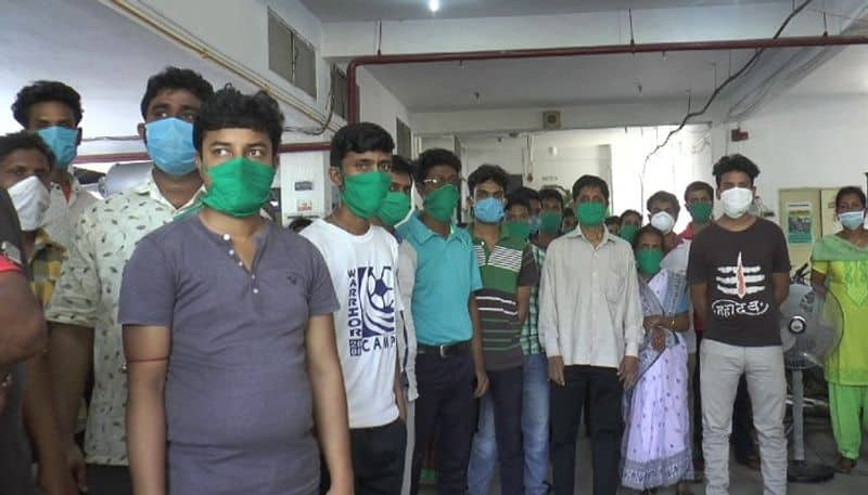 Locals boycott doctors and nurses for treating Corona Patient in West Midnapore