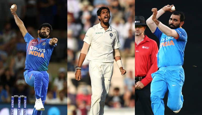 Former Indian team trainer worried about pace bowlers' fitness after the game began