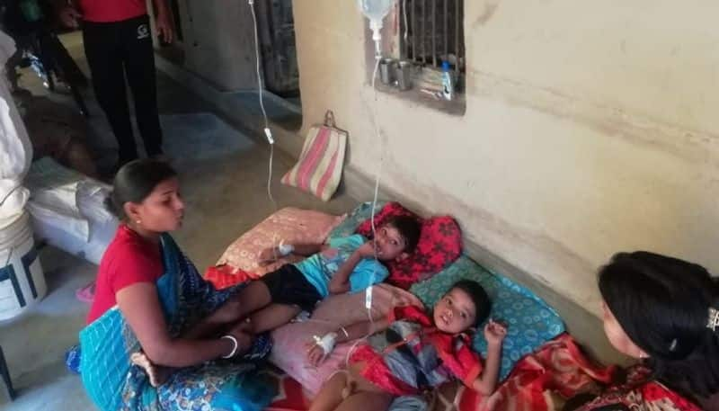 6 people fall sick after having curd in West Midnapore