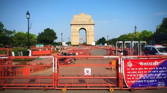Delhi imposes weekend curfew survey finds 59% residents seeking lockdown-VPN