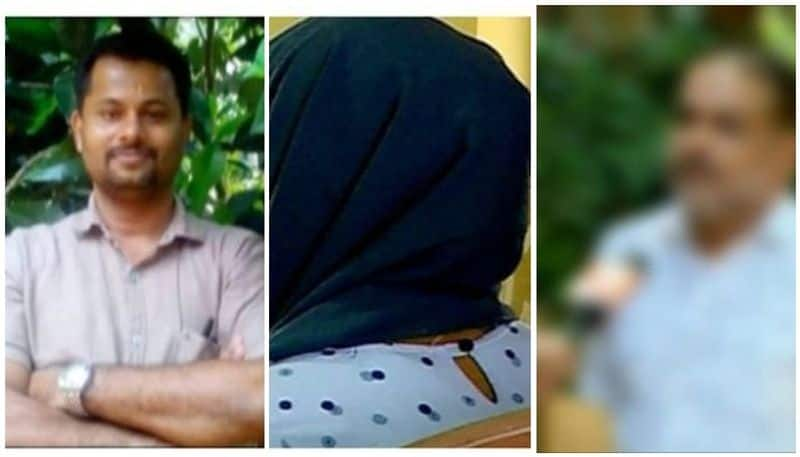 panoor rape case, statement  from victims family against police