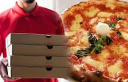 pizza delivery agent