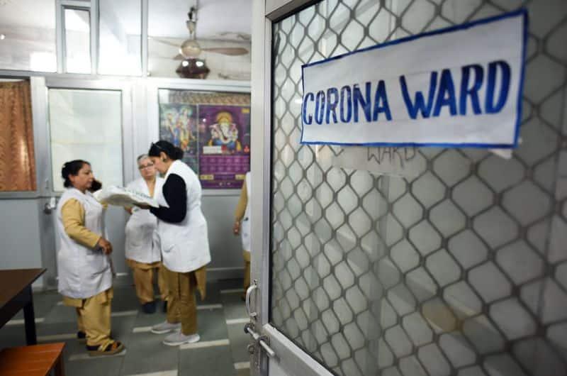Covid 19 Delhi nurses complain about bad treatment by hospital authorities