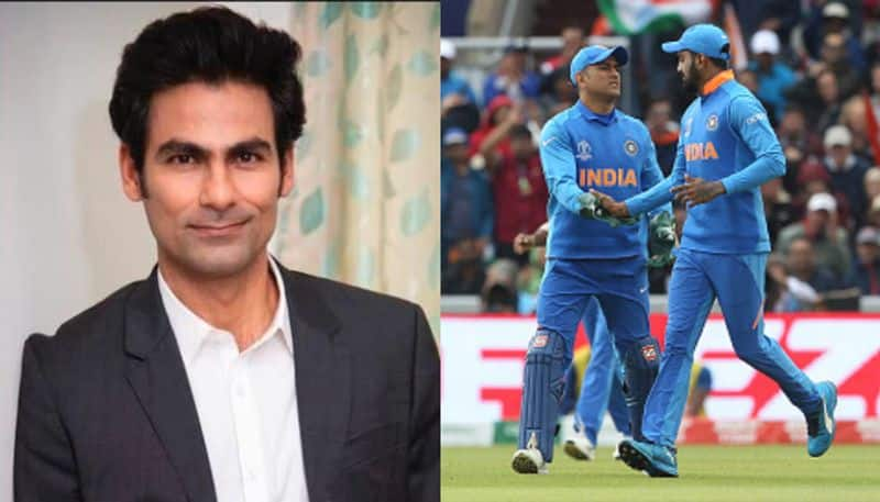Mohammed Kaif feels that MS Dhoni should feature in the ICC Men's T20 World Cup