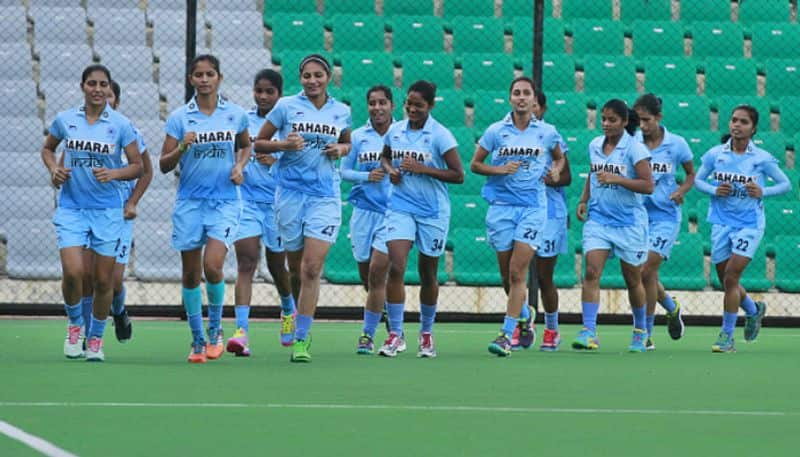 Indian Womens hockey team strat 18 day Fitness Challenge to raise funds for fight against Covid 19
