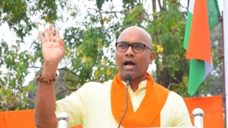 nizamabad mp dharmapuri arvind reacts ys sharmila party in telangana ksp