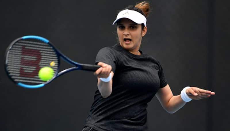Indian Tennis star Sania Mirza agree to play tennis in empty stadium
