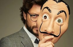 <p>Netflix's Money Heist is one of the most-watched and trending shows in the world. People are going gaga over the characters of the show, especially the Professor, played by Alvaro Morte. &nbsp;<br /> &nbsp;</p>