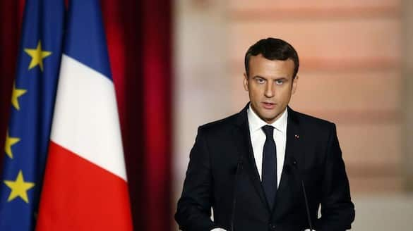 France president Macron Pushes Controls on Religion to Pressure Mosques