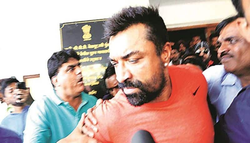 Ajaz Khan arrested for his comment on Facebook about Muslim