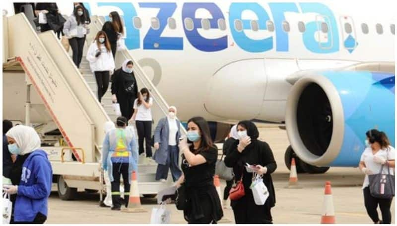 Kuwait continues  evacuation of citizens from different countries