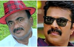 <p>Alappi Asharaf and Mammootty</p>