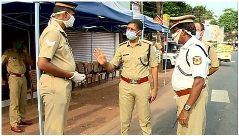 covid 19 high alert in kannur  18 hot spots