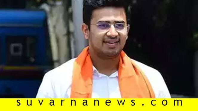 MP Tejasvi Surya assures to resolve lack of Oxygen issue hls
