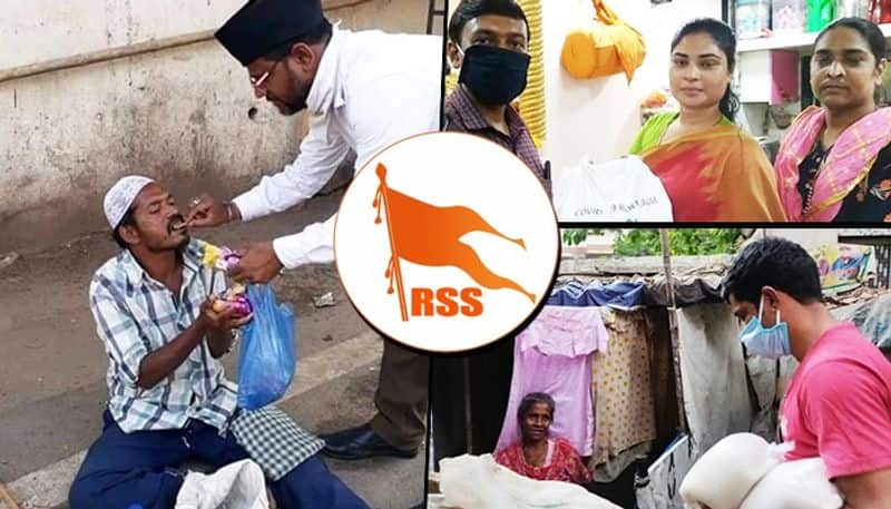 As RSS renders yeoman service to needy without distinction, it sure exemplifies concept of 'seva'