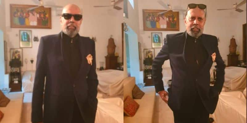 Kapil Dev shaved his head and gets a new bald look during lockdown
