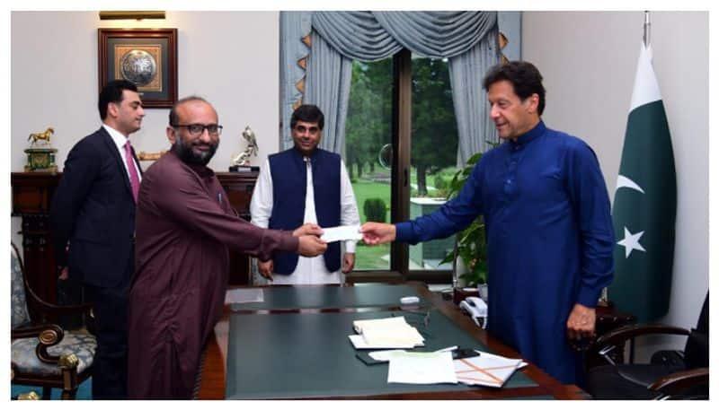 Faisal Edhi who met Pak PM Imran Khan last week tested positive for coronavirus