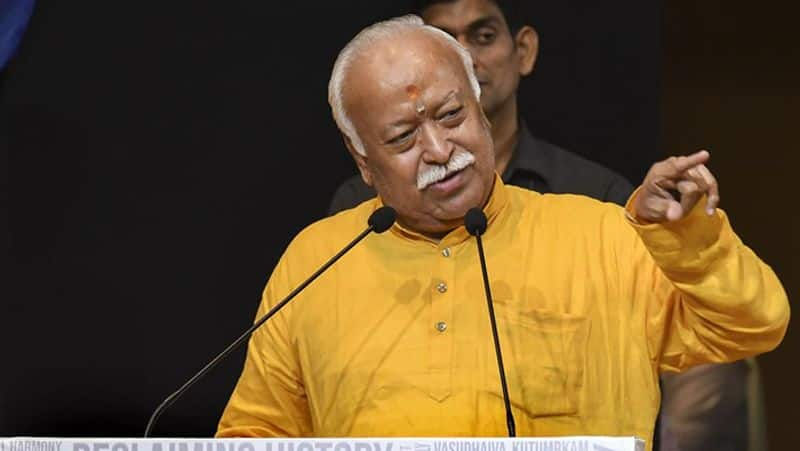 Mohan Bhagwat notes how world looks up to Indian ways of life during coronavirus pandemic