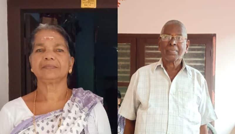old couple died in gas cylinder blast in mavelikkara