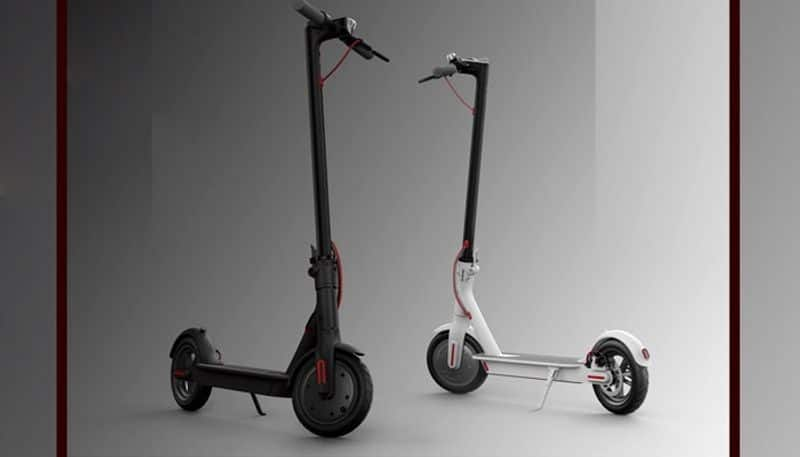 After smartphones Xiaomi launches electric scooter Mijia Scooter 1S in China