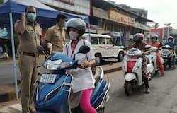 <p>നിയമവിരുദ്ധമായി എത്തിയ 36 പേരെ ഇരിട്ടിയിലെ നിരീക്ഷണ കേന്ദ്രത്തിലാക്കി. വനത്തിലൂടെ രാത്രി എത്തുന്നവരെ കണ്ടെത്തുക പ്രയാസകരമെന്നാണ്&nbsp;&nbsp;ജില്ലാ ഭരണകൂടം വ്യക്തമാക്കുന്നത്.&nbsp;<br /> &nbsp;</p>