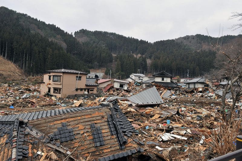 Detailed plan and precautions before during and after an earthquake