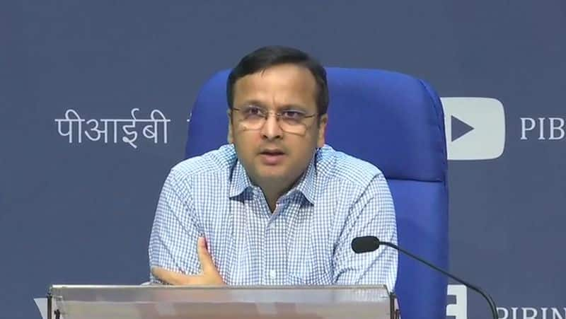Central Health ministry skips 9 days covid media briefing