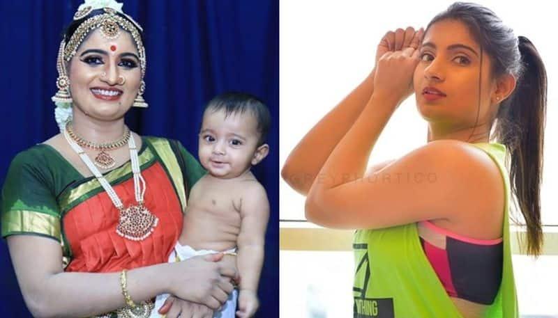 dancer arya balakrishnan post about motherhood experience