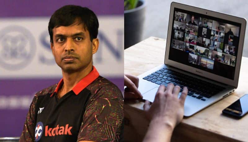 Pornographic pop up during online Badminton class, Pullela Gopichand leave class with anger