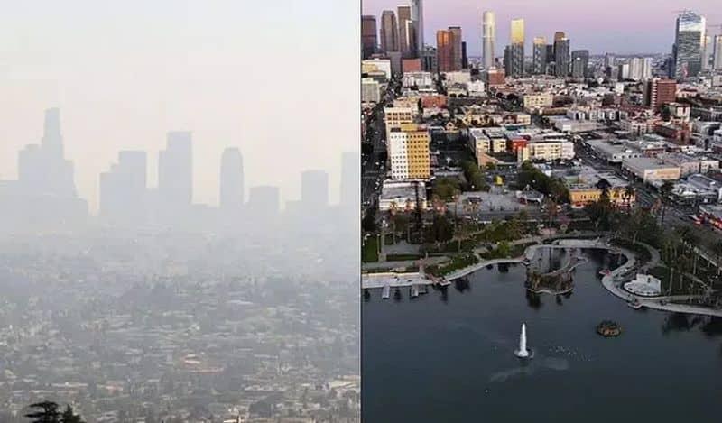 Pollution hotspots in Delhi, Mumbai turn into green zones during COVID-19 lockdown