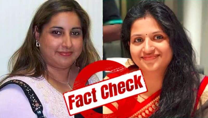 Hatefuul post against Tablighi Jamaat using death of two  woman doctors is fake