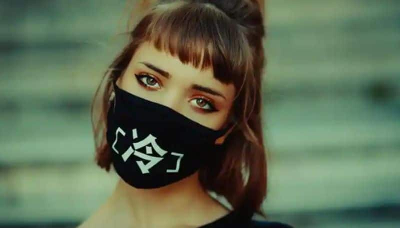 fashion experts says that masks will become a fashion accessory