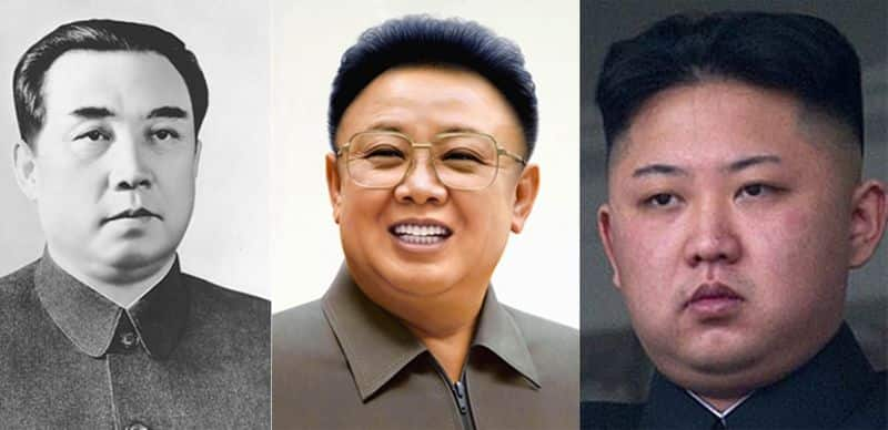 three kims of north korea, what communist monarchy regimes did to this country