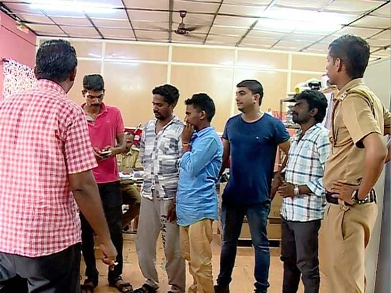Candidates want to fill vacancies in Excise Force