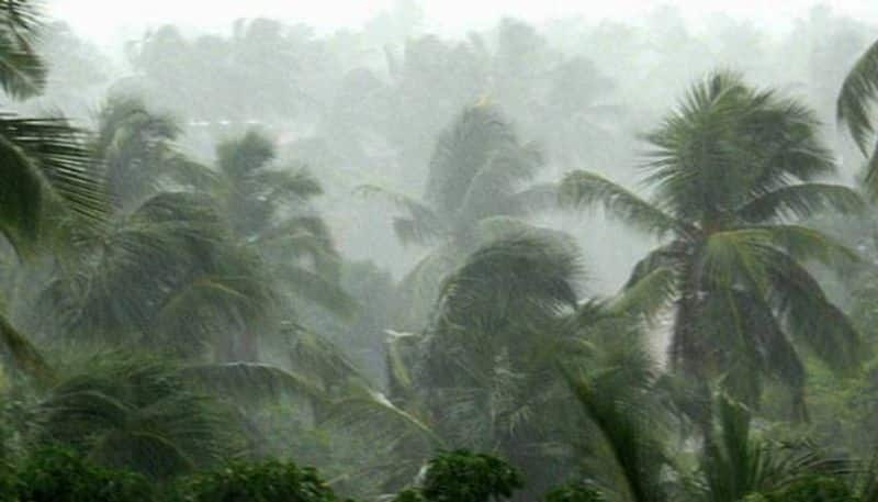 chance for heavy rain in kerala yellow alert districts