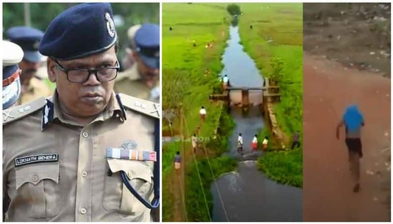 covid 19 dgp loknath behera restricts making of videos by police personnel