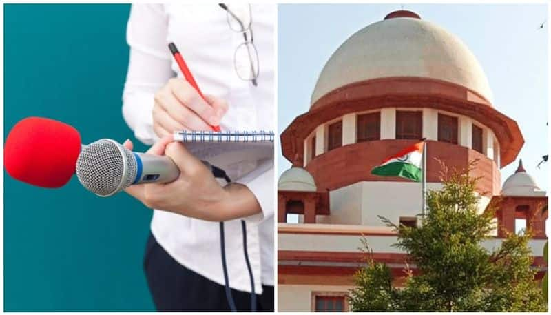 Supreme Court issued notice in a plea against all media organizations who laid off employees