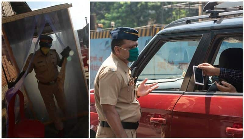 covid 19 mumbai police force loses third constable in three days