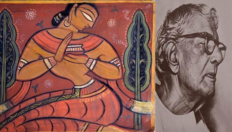 about artist jamini roy