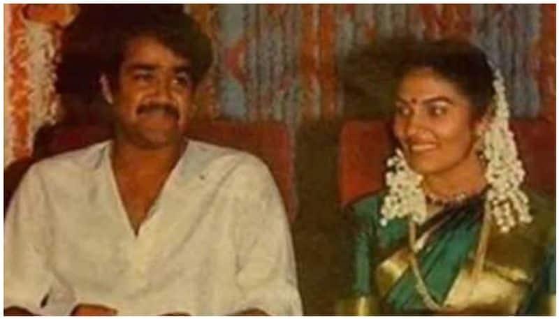 മോഹൻലാലും സുചിത്രയും വിവാഹിതരായത് 1998 ഏപ്രില് 28ന് ആണ്. തിരുവനന്തപുരത്ത് ആറ്റുകാല് ഭഗവതി ക്ഷേത്രത്തില് വെച്ചായിരുന്നു താലികെട്ട്.