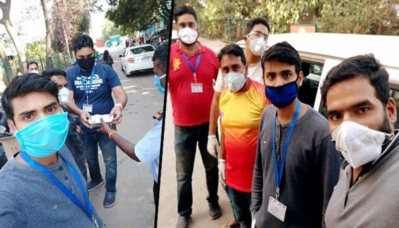 Bengaluru Team Covid Genie Request Help those less fortunate than you during lock down