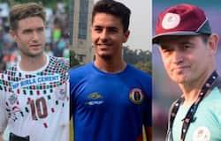 <p>ভারতে খেলতে আসা স্প্যানিশ ফুটবলারদের দেশে ফেরানোর উদ্যোগ,৫ মে বিশেষ বিমান<br /> &nbsp;</p>