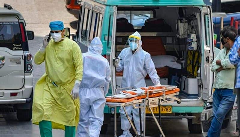 covid rise to 112359 in india cases death toll at 3435