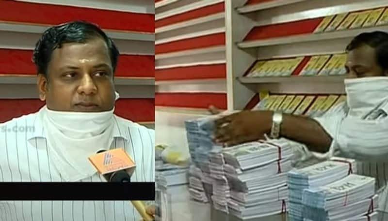 Lottery agents in distress on lockdown