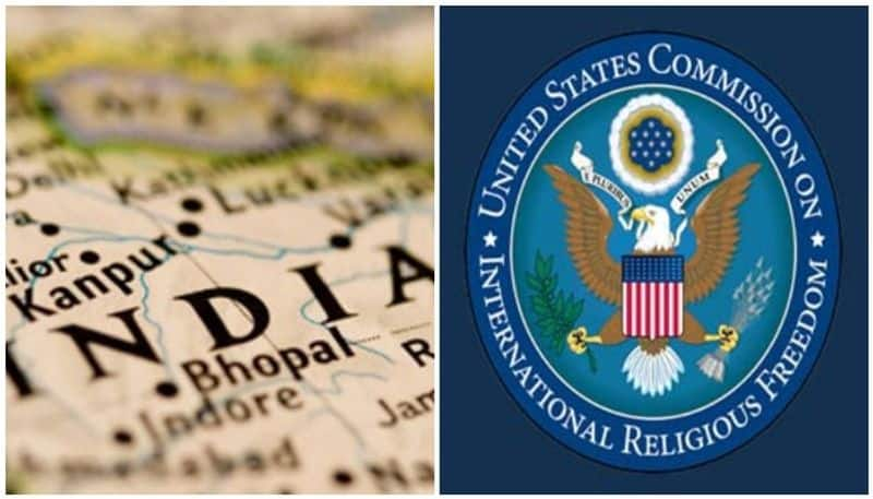 religious freedom conditions in India experienced a drastic turn downward says US government panel